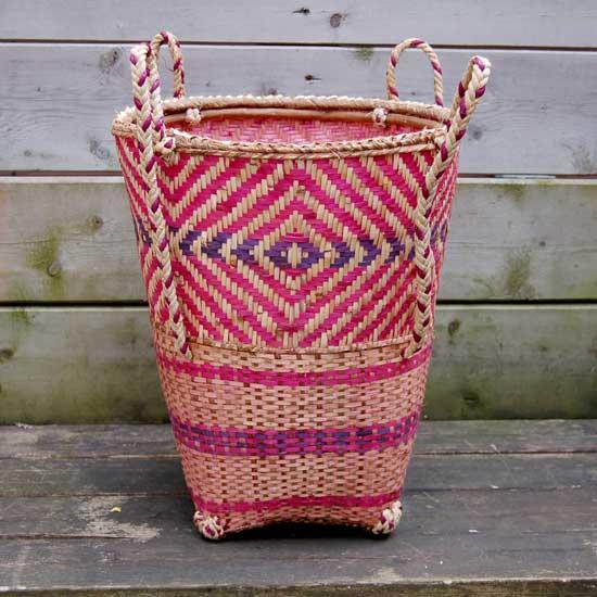 African Basket – Mambilla Tea-Harvester – 15″