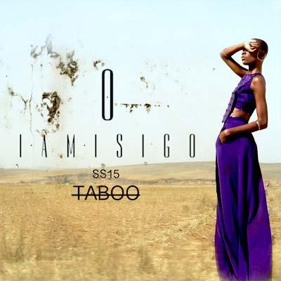 African Fashion – Work Of… iamISIGO (TABOO Collection)