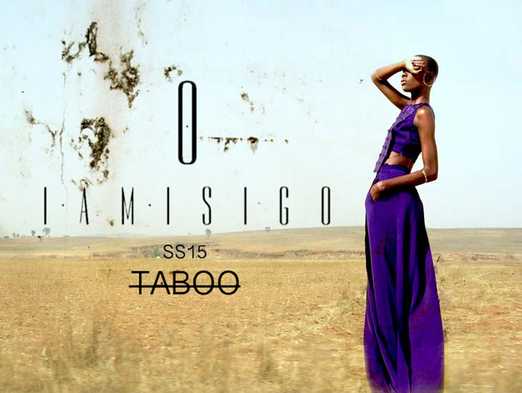 Work Of… iamISIGO (TABOO Collection)