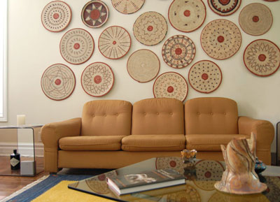 African Flat Baskets – The Versatile Entertainer