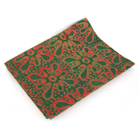 Batik Scarf / Throw