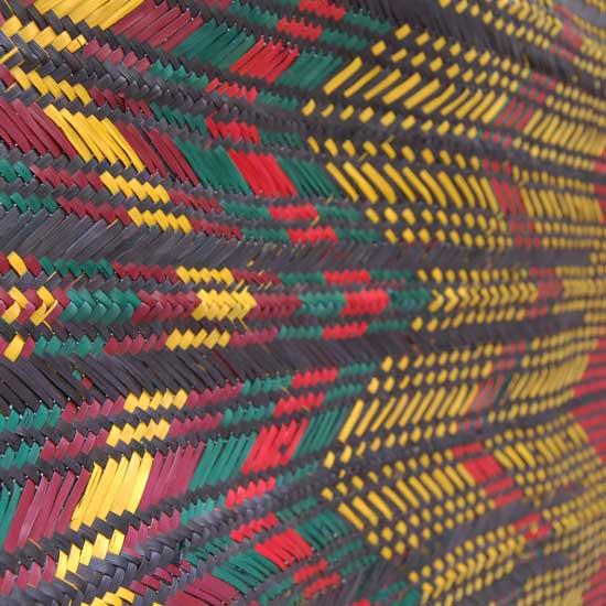African Natural Fiber Rug