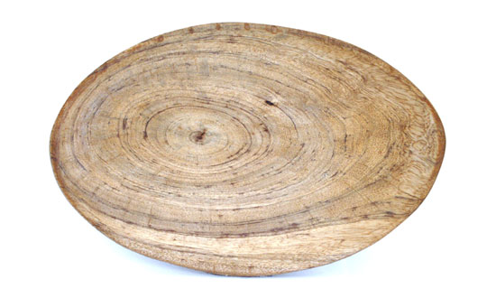 Wood Tray – Hand-carved with Gmelina Wood