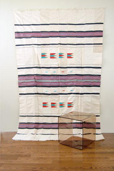 Fulani Blanket (Luru or Khasa)