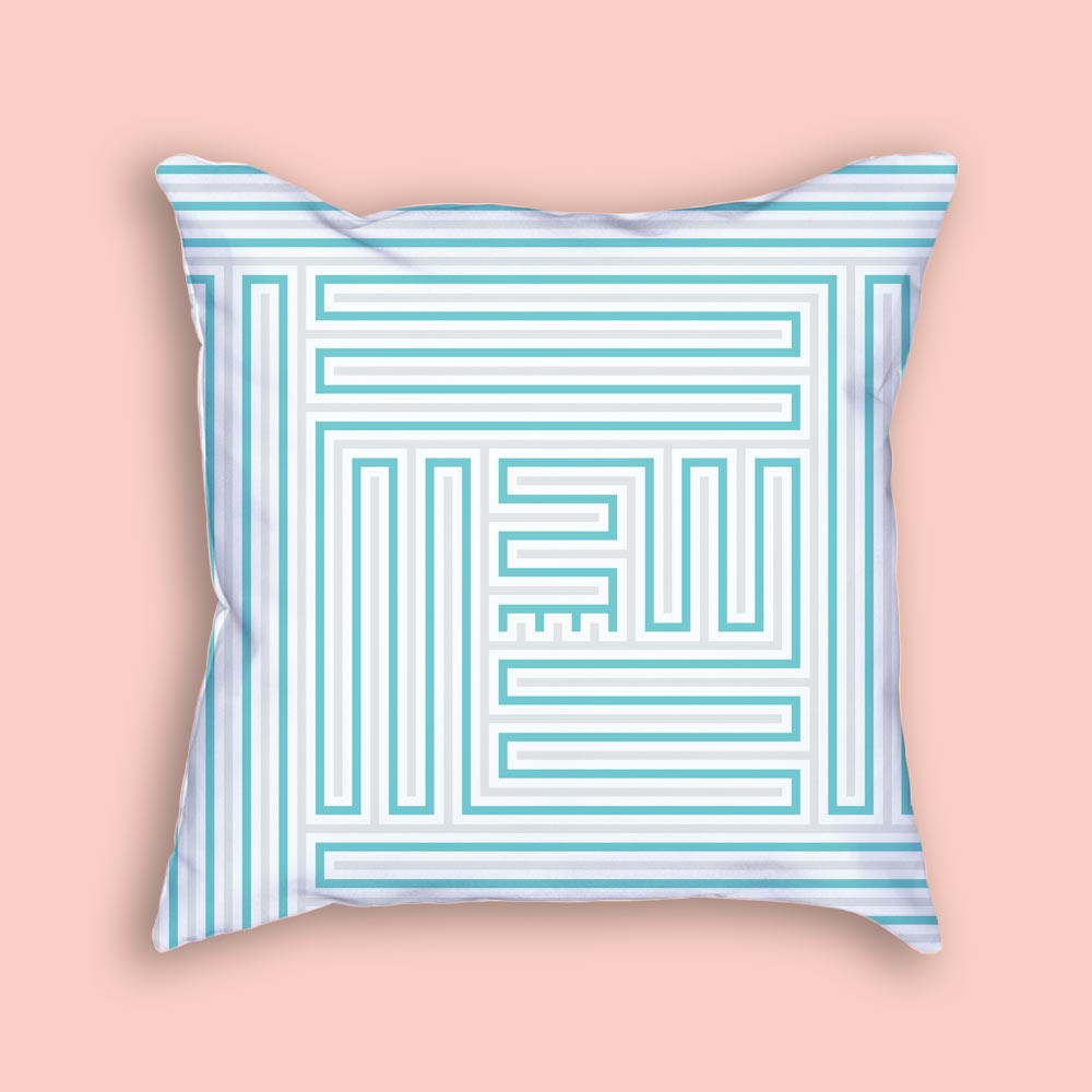 Throw Pillow – Nkyinkyim