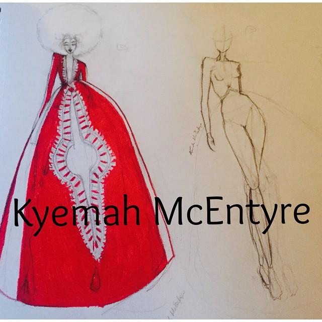 Look Of… Kyemah McEntyre