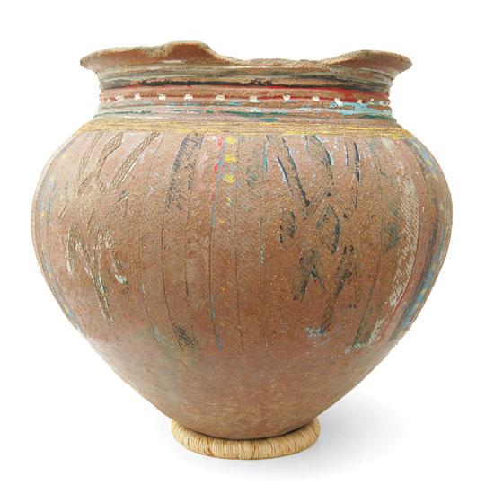 Vintage Nupe Pot