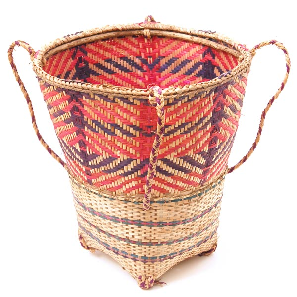 African Basket – Mambilla Tea-Harvester – Medium