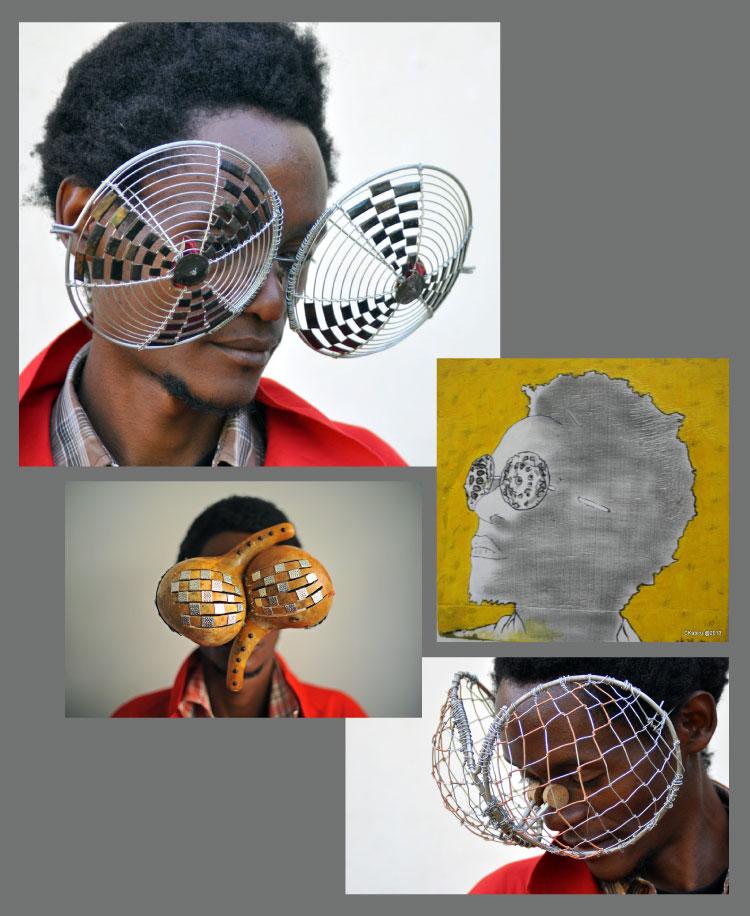 Work of… Cyrus Kabiru