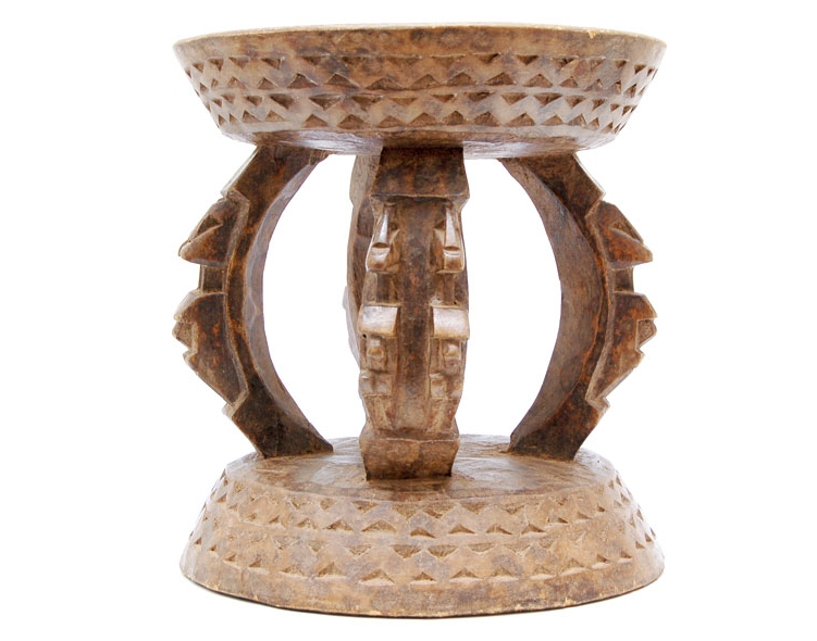 Dogon Stool – African Stool for Modern Interior Decor