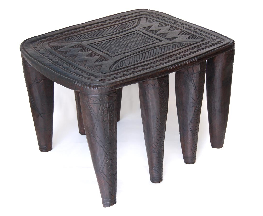 Solid wood african coffee table modern global decor afrimod African coffee tables