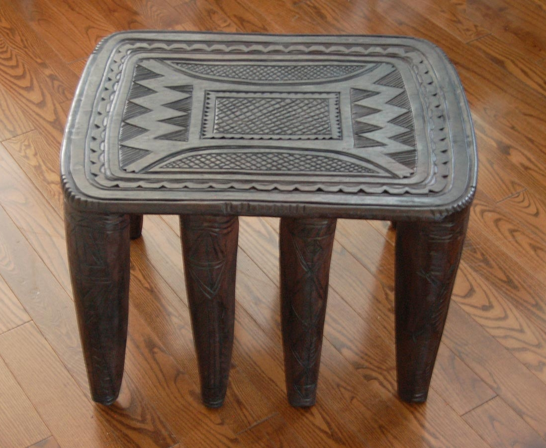 Coffee Table – Modern African Decor