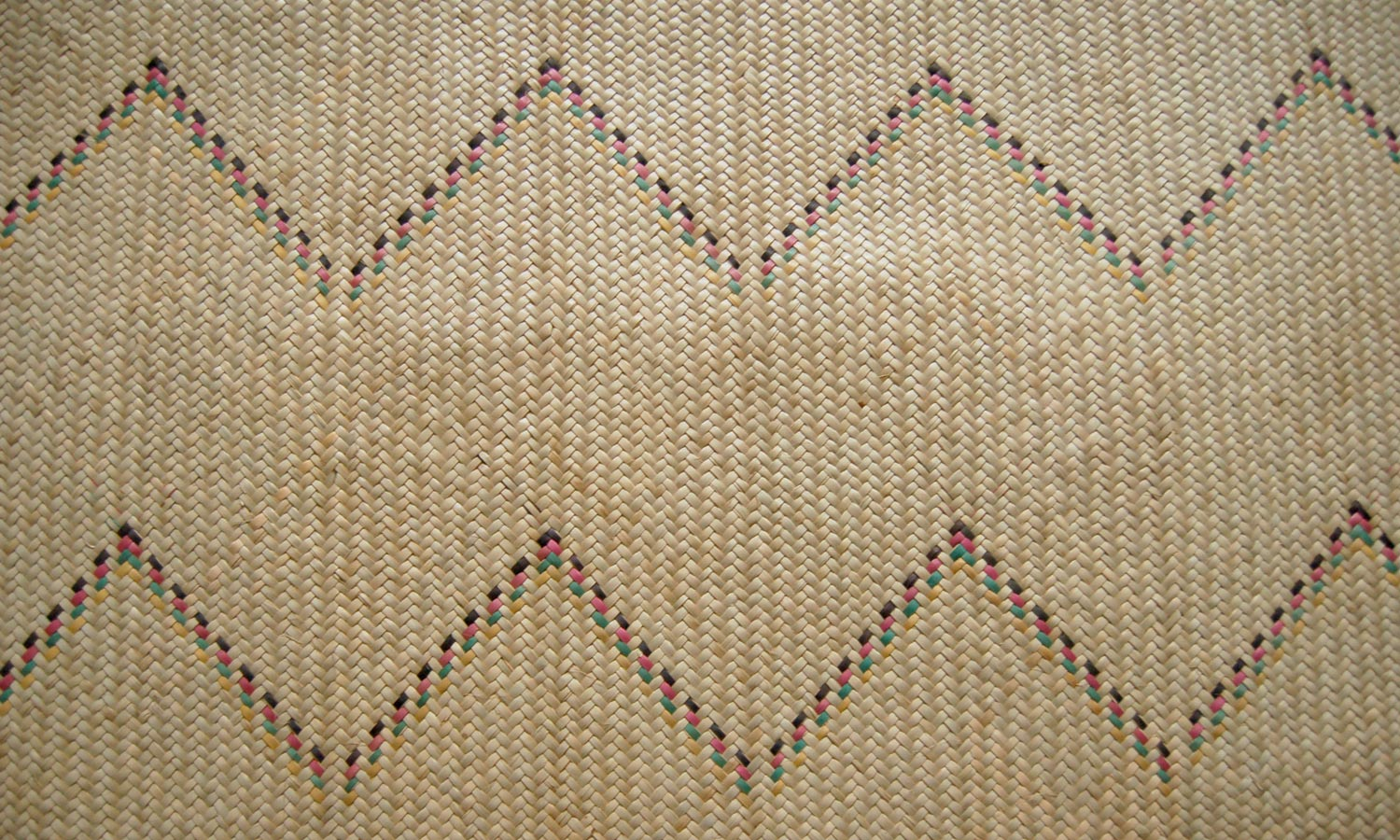 Handwoven Natural Fiber Rug