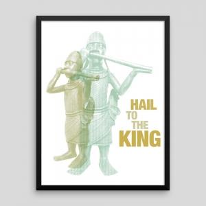 Hornblower-Hail-King_18x24F