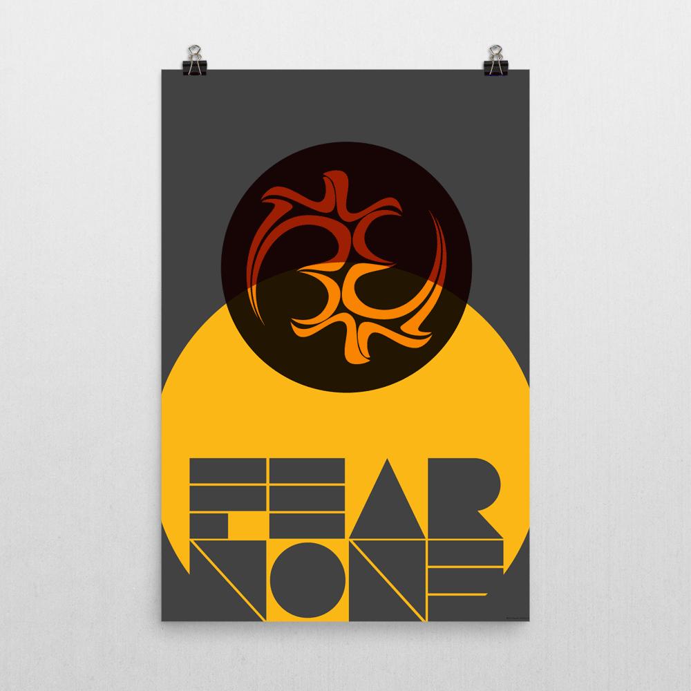 Gye Nyame: Fear None Poster