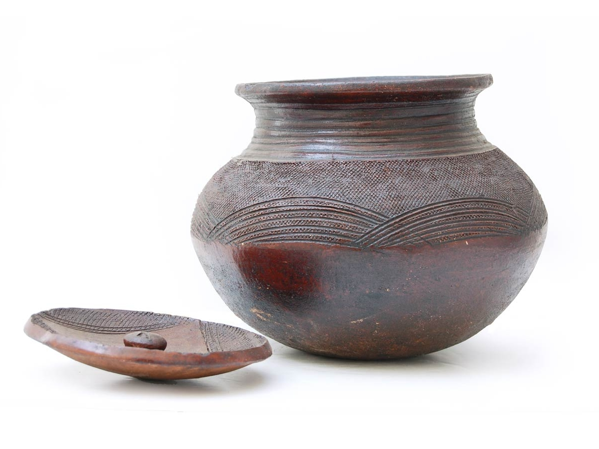 African Clay Pot