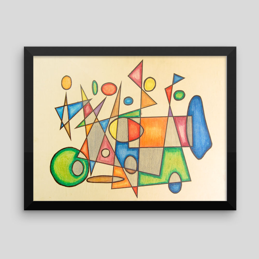 Contemporary African Art: Abstract Illustration • AfriMod