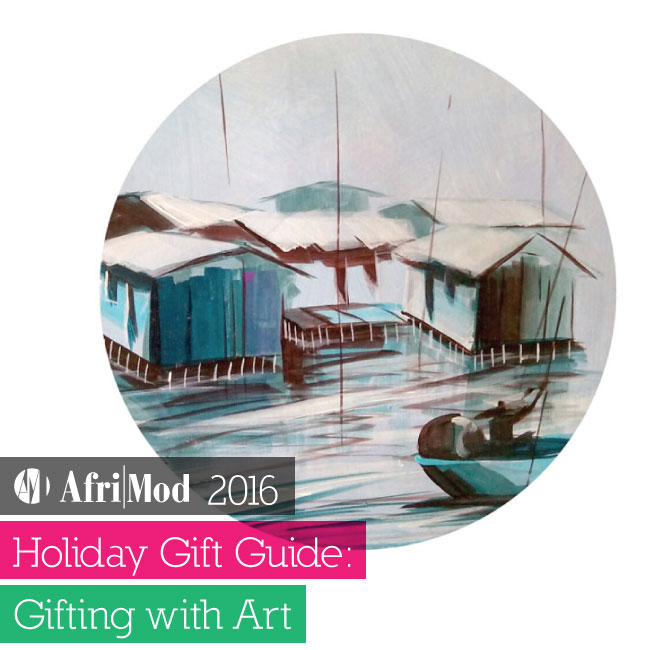 2016 Gift Guide - Gifting with Art