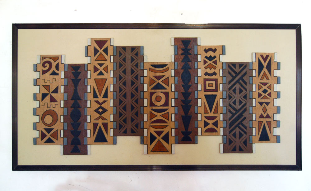 Contemporary African Art: Mixed Media – Heritage Series