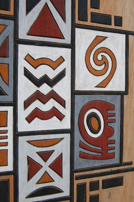 Contemporary African Mixed Media Art – Heritage Series
