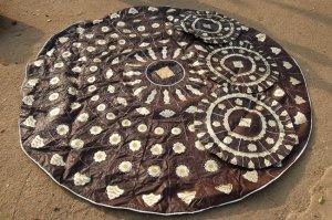 African-Leather-Carpet-Hassock-Pouf-Set-2a_Yahuza_AfriMod