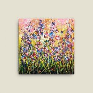 Garden-of-Flowers-02_Contemporary-African-Art-Canvas-Print_Gatoworks-Horizon_AfriMod