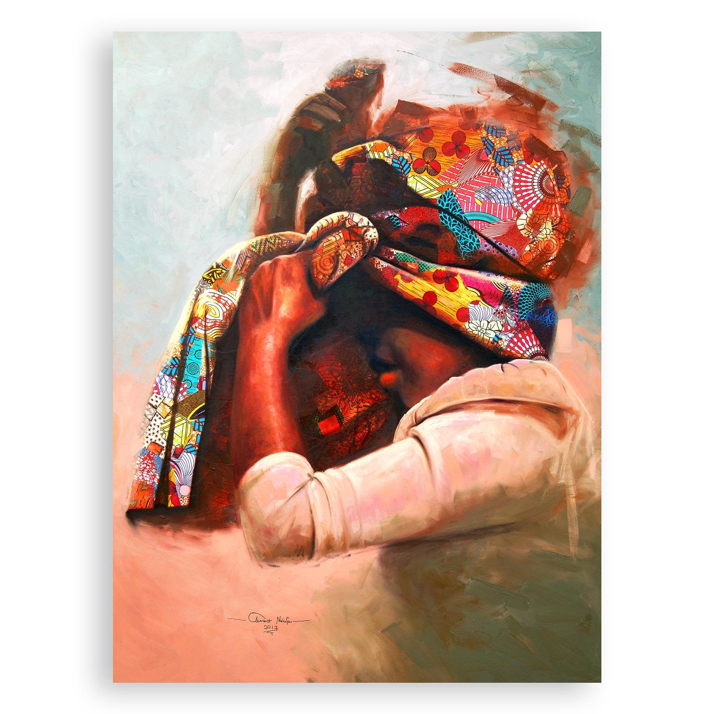 New Beginnings – art print