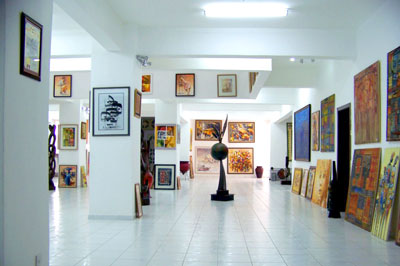 Video Tour of Nike Art Gallery, Lagos, Nigeria