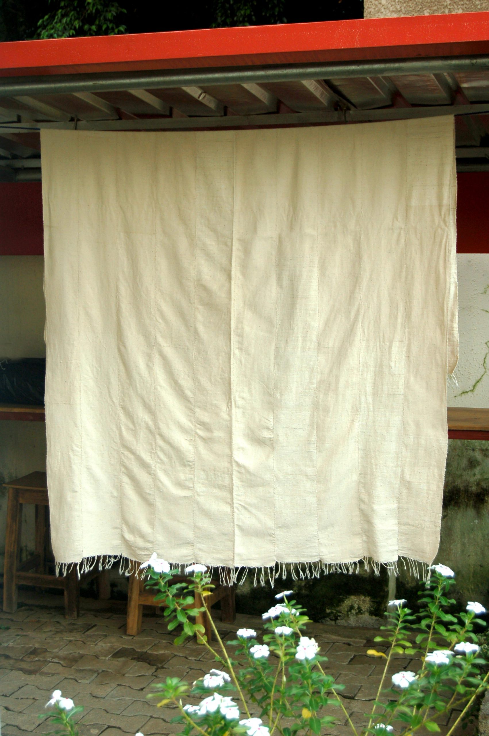 Natural Organic Cotton Blanket