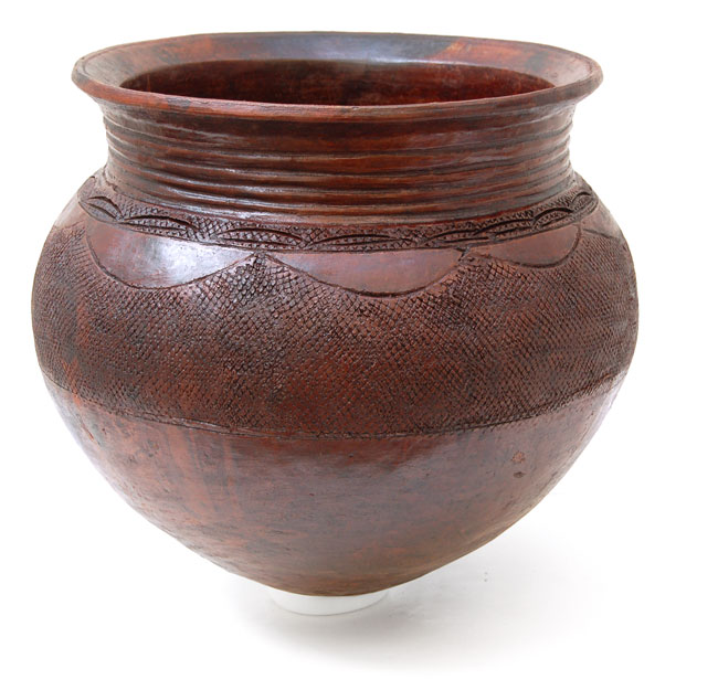 Nupe Clay Pot