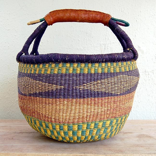 Large Bolgatanga Basket