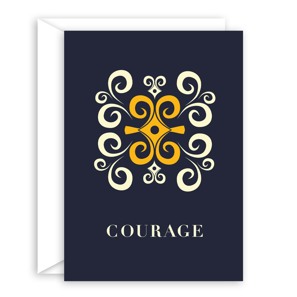 Inspirational Adinkra Cards – Assorted Set of 8