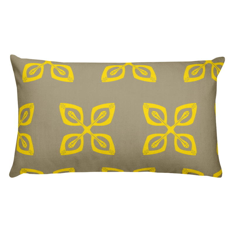 Happy Together – Lumbar Throw Pillow