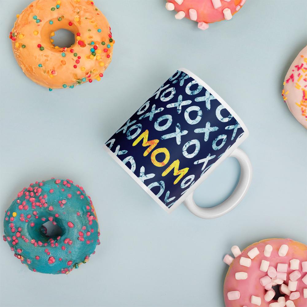 XOXO Mom – Ceramic Mug