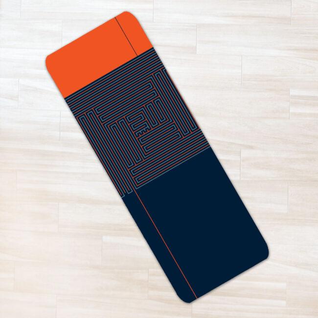 Yoga Mat – Creativity, Flexibility & Agility