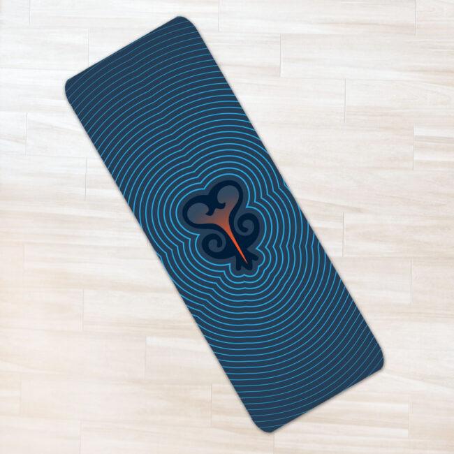 Sankofa Yoga Mat – Ripples in Time