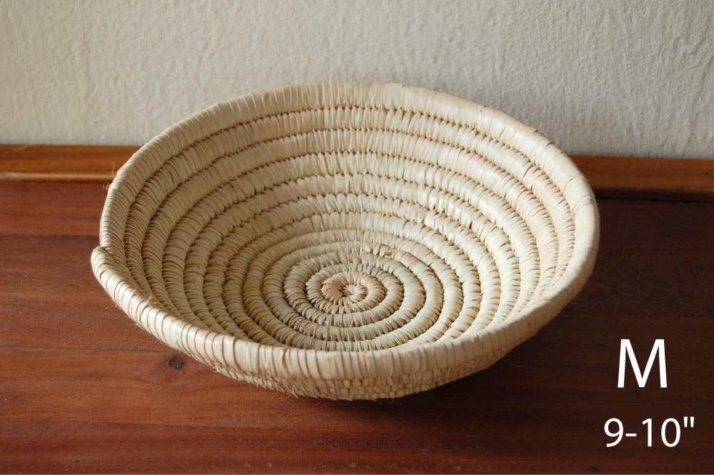 Medium Basket Bowl (9-10in)