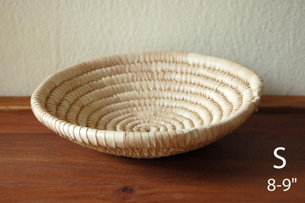 Small Basket Bowl (8-9in)