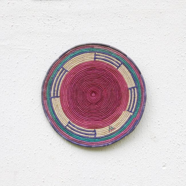 Wall Basket Set #5 – Purple Rain