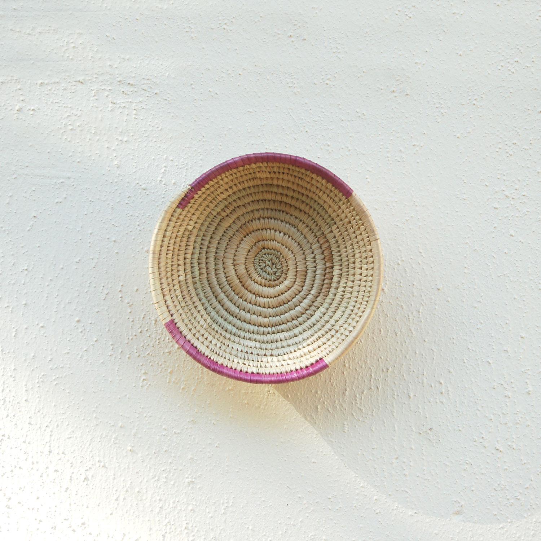 6-Piece Tabletop Basket Set – Rustic Minimalist Modern