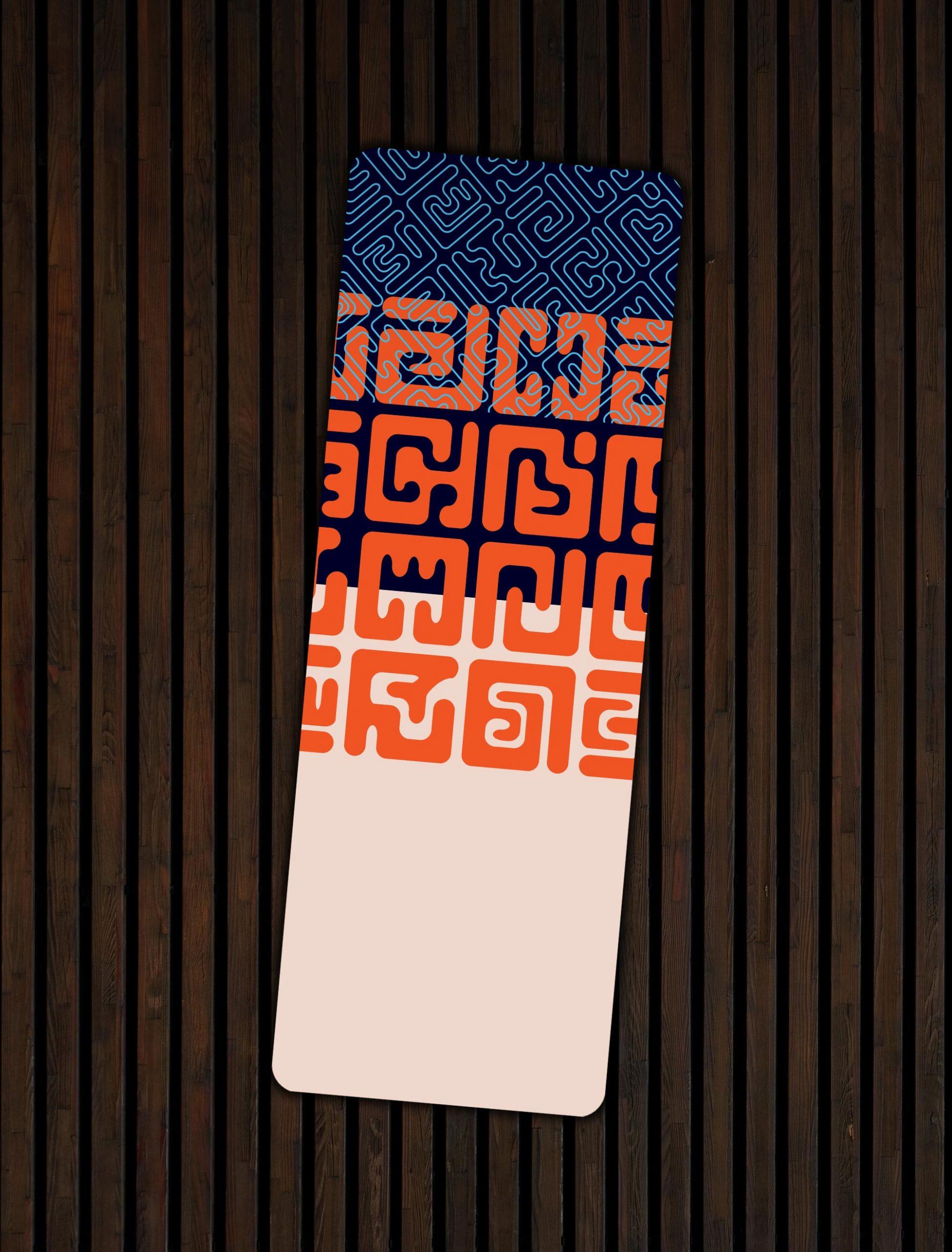 Yoga Mat – Kuba Tapestry #2