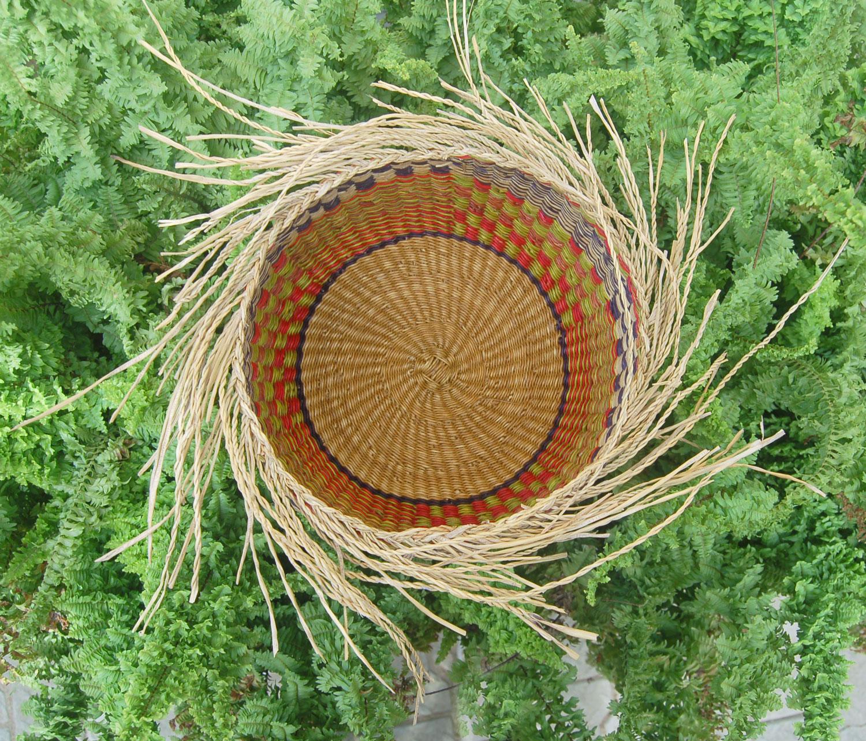 AfriMod Bird's Nest Planter Basket Set #2