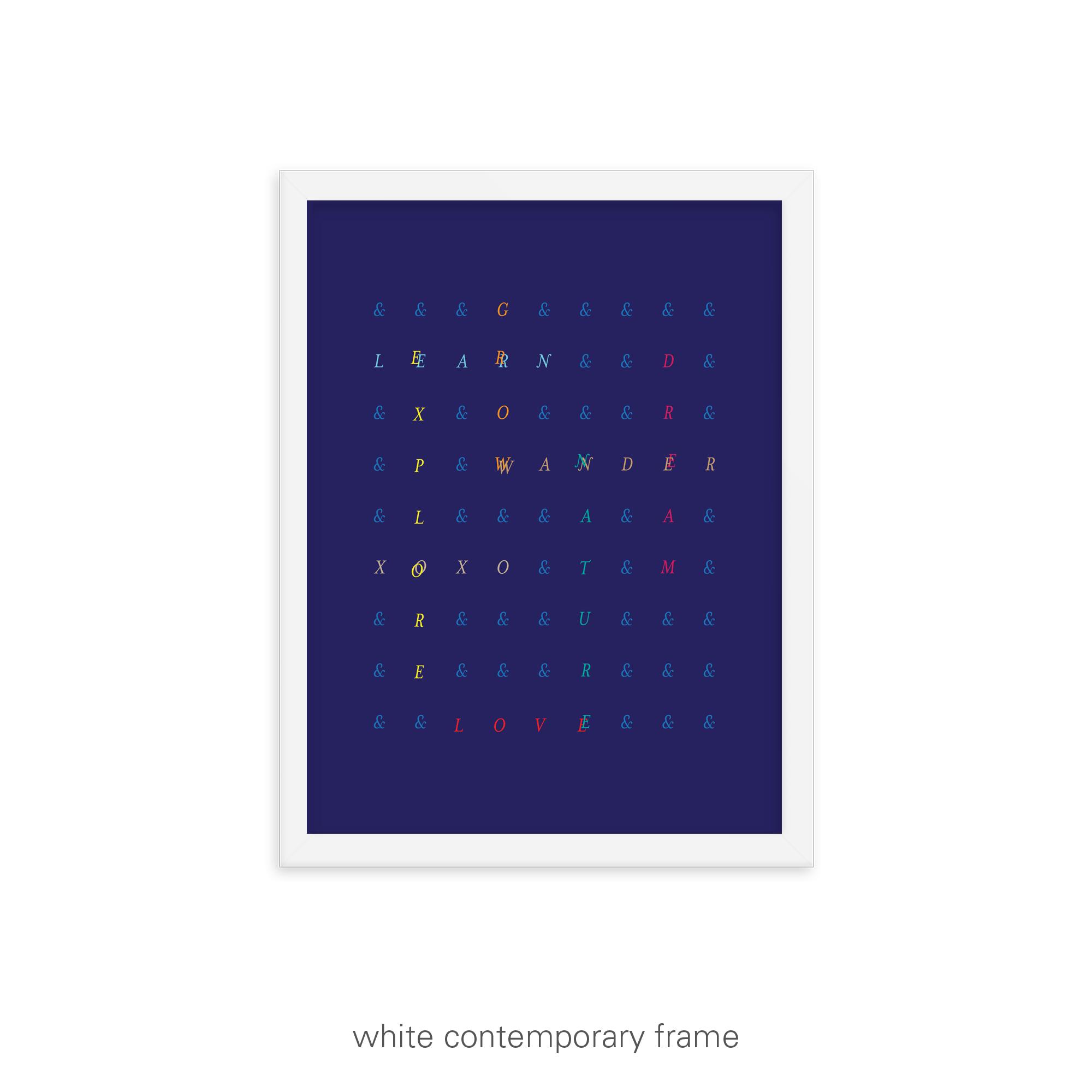 Live Love Explore – Graphic Print