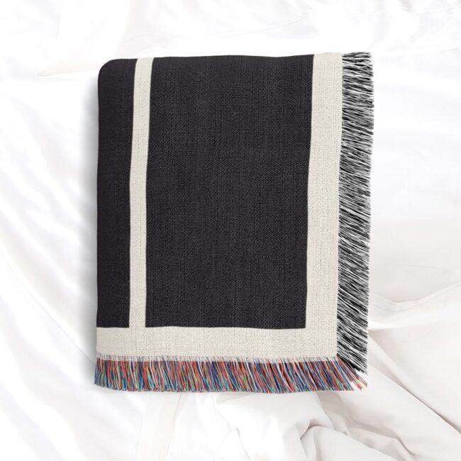 Fula II – inspired by Fulani Wedding Blankets