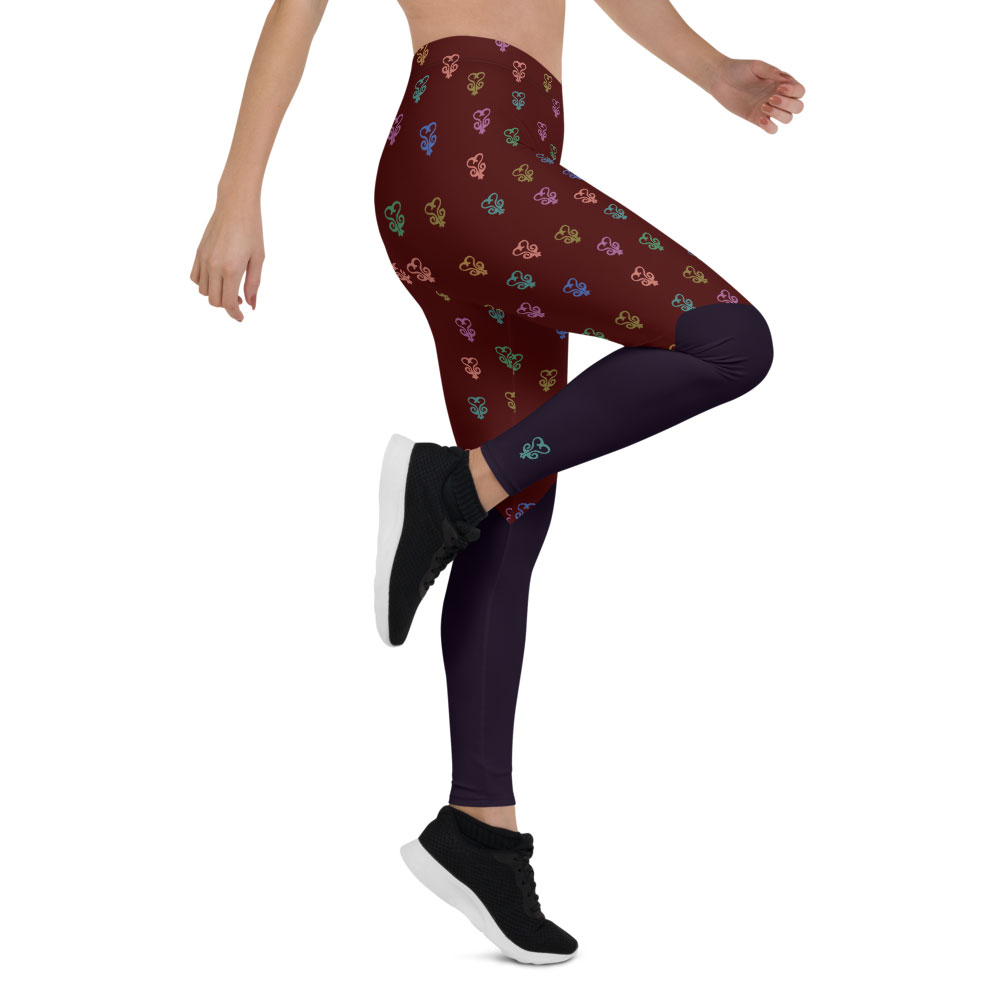 Sankofa Leggings