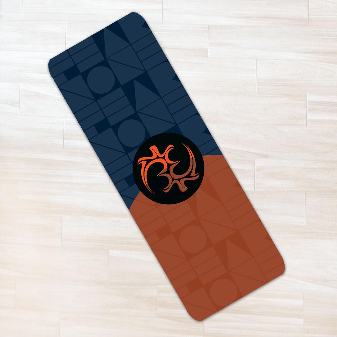 Yoga Mat – Fear None