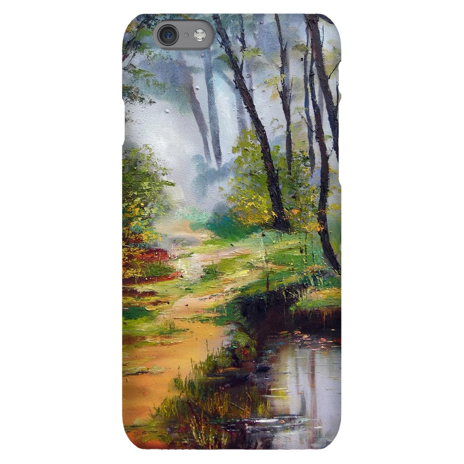 Artsy iPhone Case – Mystic Forest