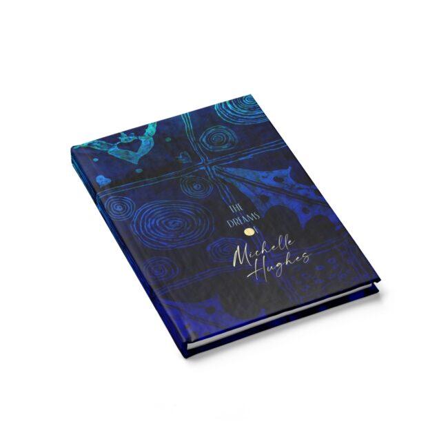 Personalized Dream Journal – Twilight Batik