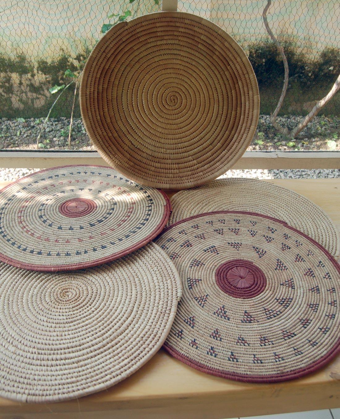 Baskets of Africa   Set #7 – Harvest Moon I