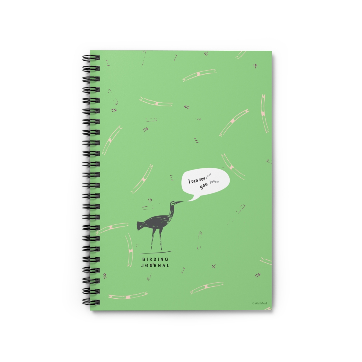 Quirky Birding Journal – I can see you too